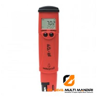 pHep 5 pH/Temperature Tester HANNA INSTRUMEN HI98128