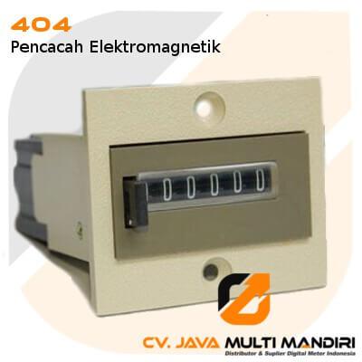 Pencacah Elektromagnetik seri 404