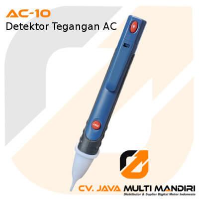 AC-10 Detektor Tegangan AC