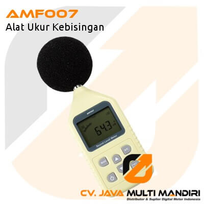 Sound Level Meter AMF-007