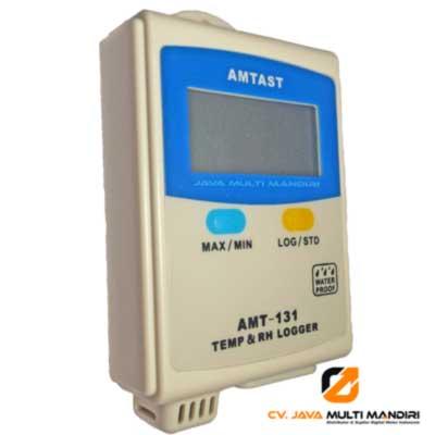 Alat Pengukur Suhu dan Kelembaban data logger Amtast AMT-131