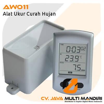 Alat Ukur Curah Hujan AW011