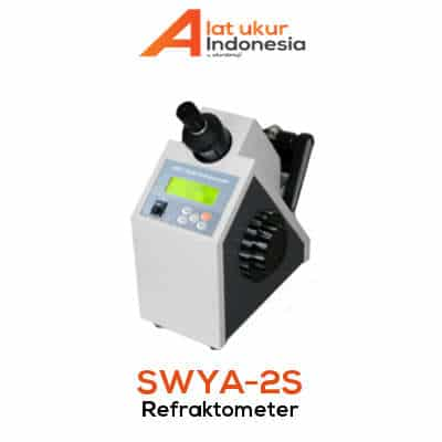 Abbe Refractometer AMTAST SWYA-2S