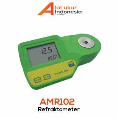 Alat Digital Air Laut (Nacl) Refractometer AMR102