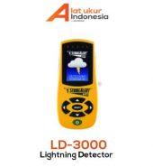 Alat Pendeteksi Petir LD-3000