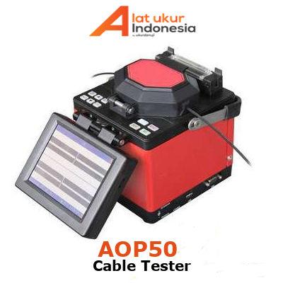 Alat Uji Kabel Fiber Optik AMTAST AOP50