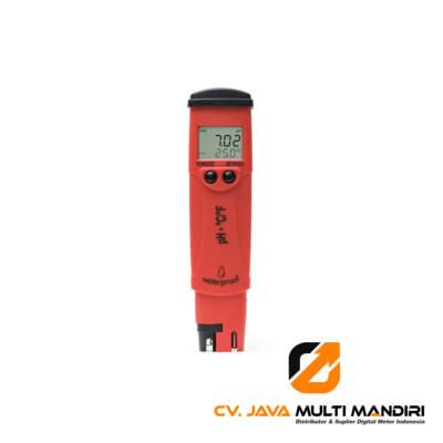 Alat Penguji pH HANNA INSTRUMENT HI98128
