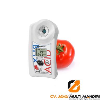 Alat Ukur Keasaman Tomat ATAGO PAL-BX ACID3