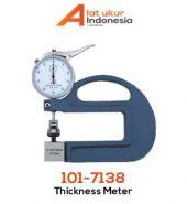 Alat Ukur Ketebalan AMTAST 101-7138 Dial