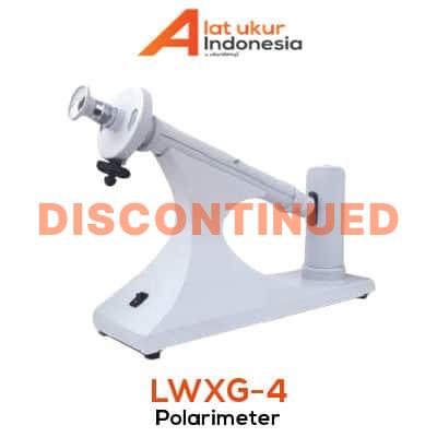 Alat Ukur Polarimeter AMTAST LWXG-4