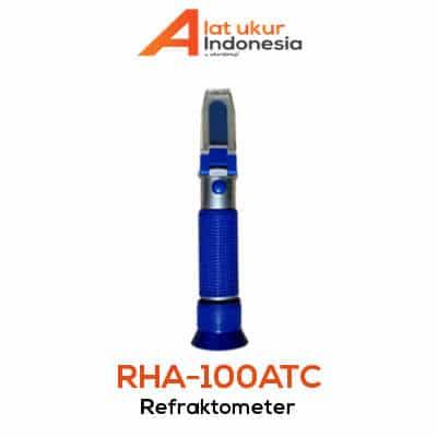 Alat Ukur Refraktometer AMTAST RHA-100ATC