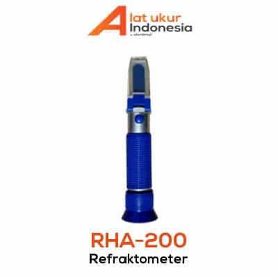 Alat Ukur Refraktometer AMTAST RHA-200