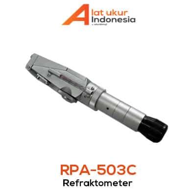 Alat Ukur Refraktometer AMTAST RPA-503C