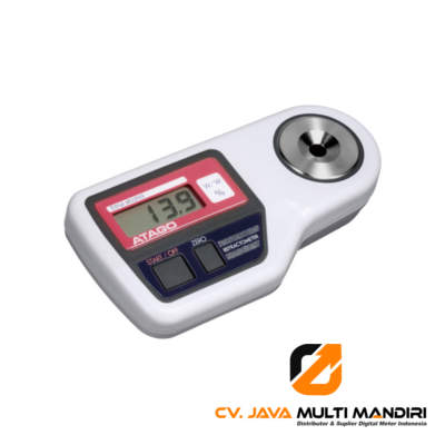 Alat Ukur Refraktometer ATAGO PET-109