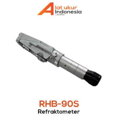 Alat Ukur Refraktometer Brix AMTAST RHB-90S