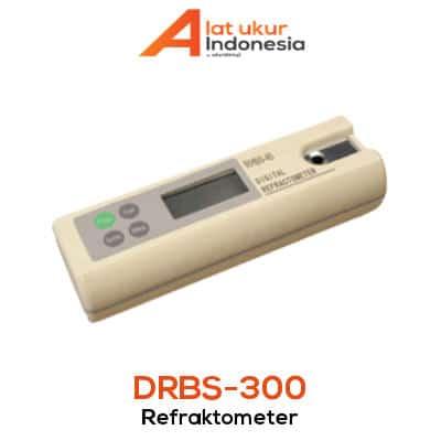Alat Ukur Refraktometer Digital AMTAST DRBS-300