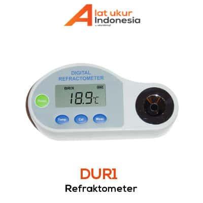 Alat Ukur Refraktometer Digital AMTAST DUR1