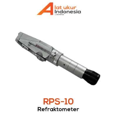 Alat Ukur Refraktometer Salinitas AMTAST RPS-10