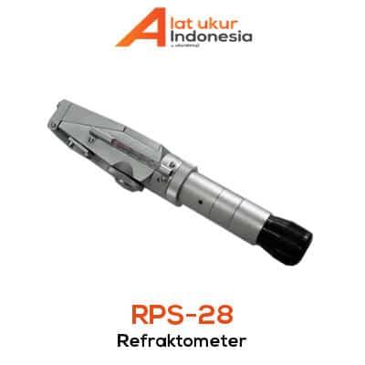 Alat Ukur Refraktometer Salinitas AMTAST RPS-28
