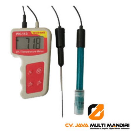 Alat Ukur pH Meter AMTAST PH-113