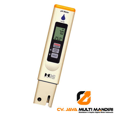 Alat Ukur pH Meter AMTAST PH-80