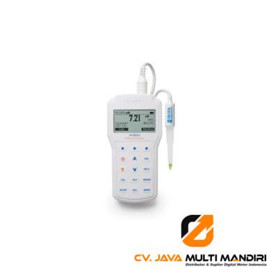 Alat Ukur pH Portabel HANNA INSTRUMENT HI98161