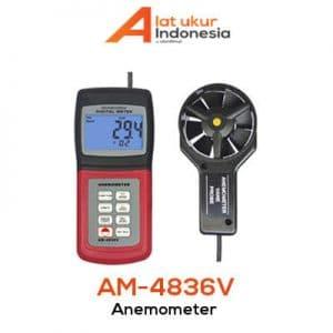 Anemometer Digital AMTAST AM-4836V