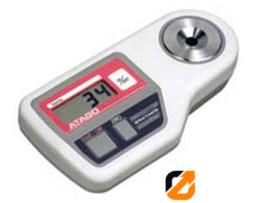 Digital Refractometer Kadar Garam Atago PR-100SA