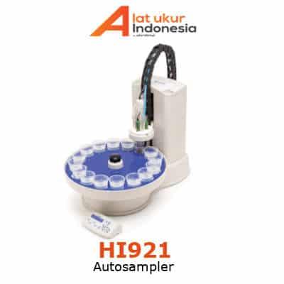 Autosampler for Automatic Potentiometric Titrator - HI921