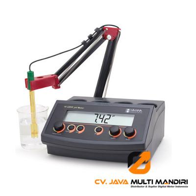 Benchtop pH-mV Meter HANNA INSTRUMENT HI2209