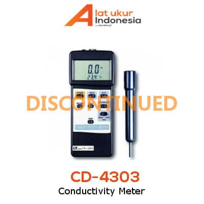 Conductivity Meter CD-4303