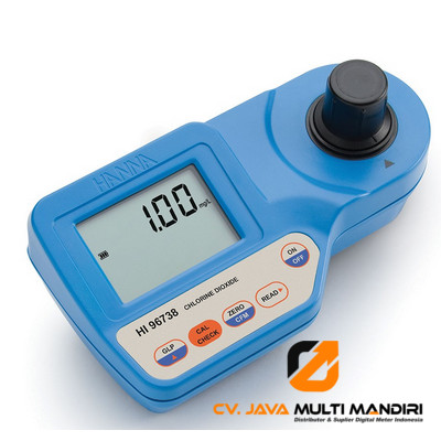 Portable Photometer HANNA INSTRUMENT HI96738