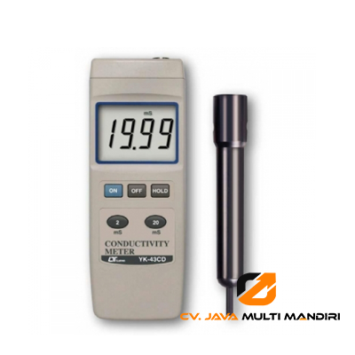 Conductivity Meter LUTRON YK-43CD