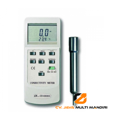 Conductivity TDS Meter LUTRON CD-4303HA