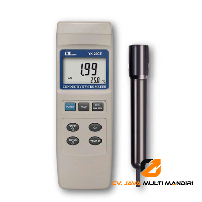 Conductivity TDS Meter Lutron YK-22CT