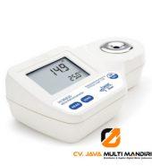 Digital Refractometer for Measuring Sodium Chloride in Food – HI96821