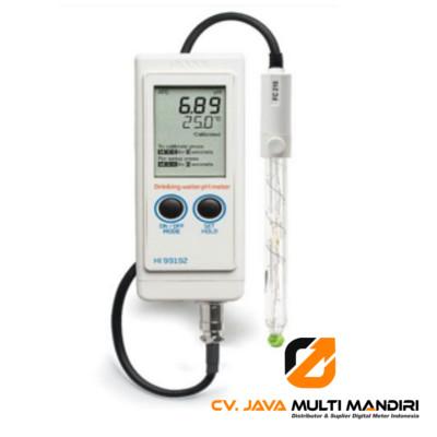 Alat Ukur pH Meter HANNA INSTRUMENT HI99192