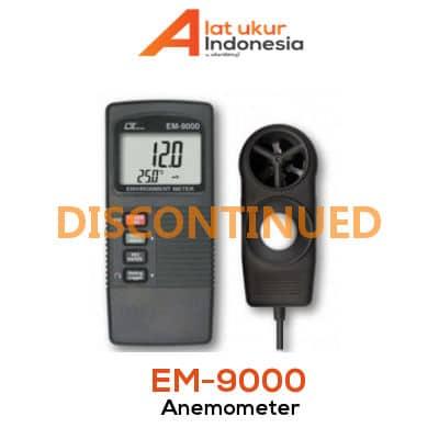 Anemometers Lutron EM-9000