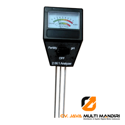Soil Fertility pH Meter ETP303 2 IN 1