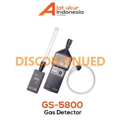 Alat Detektor Kebocoran gas dan udara Lutron GS-5800