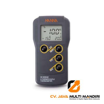 Termometer HANNA INSTRUMENTS HI93532