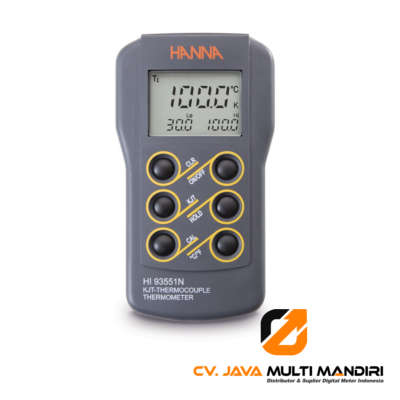 Termometer HANNA INSTRUMENT HI93551N