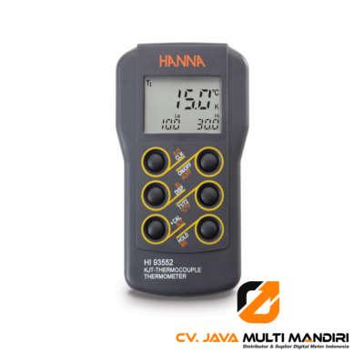 Termometer HANNA INSTRUMENTS HI93552R