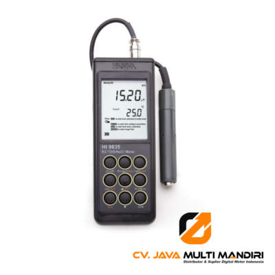 Alat Ukur EC / TDS / NaCl / °C HANNA INSTRUMENT HI9835