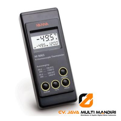 Termometer HANNA INSTRUMENT HI9063