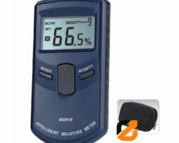 Inductive Wood Moisture Meter AMTAST MD-918