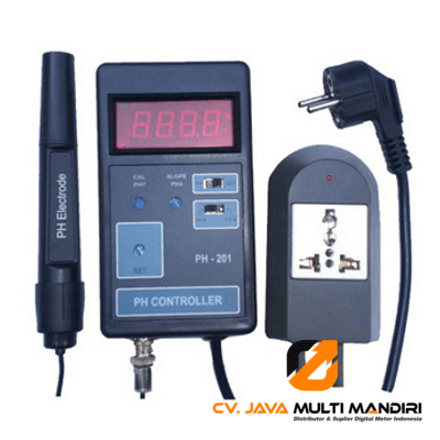 Digital pH Controller KL-201