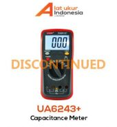 Kapasitansi Meter UYIGAO UA6243+