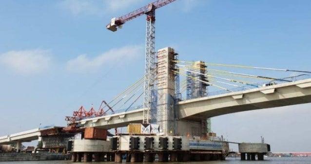 Konstruksi Jembatan Beton dan Baja