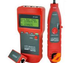 LCD Network Length Tester AMTAST NF8208